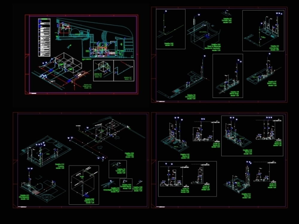 Diseño hidraulico residencial