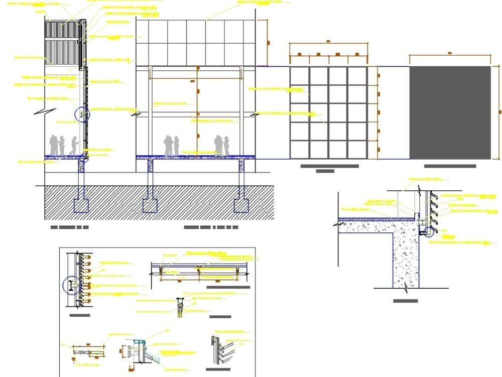 Slab details for buildings