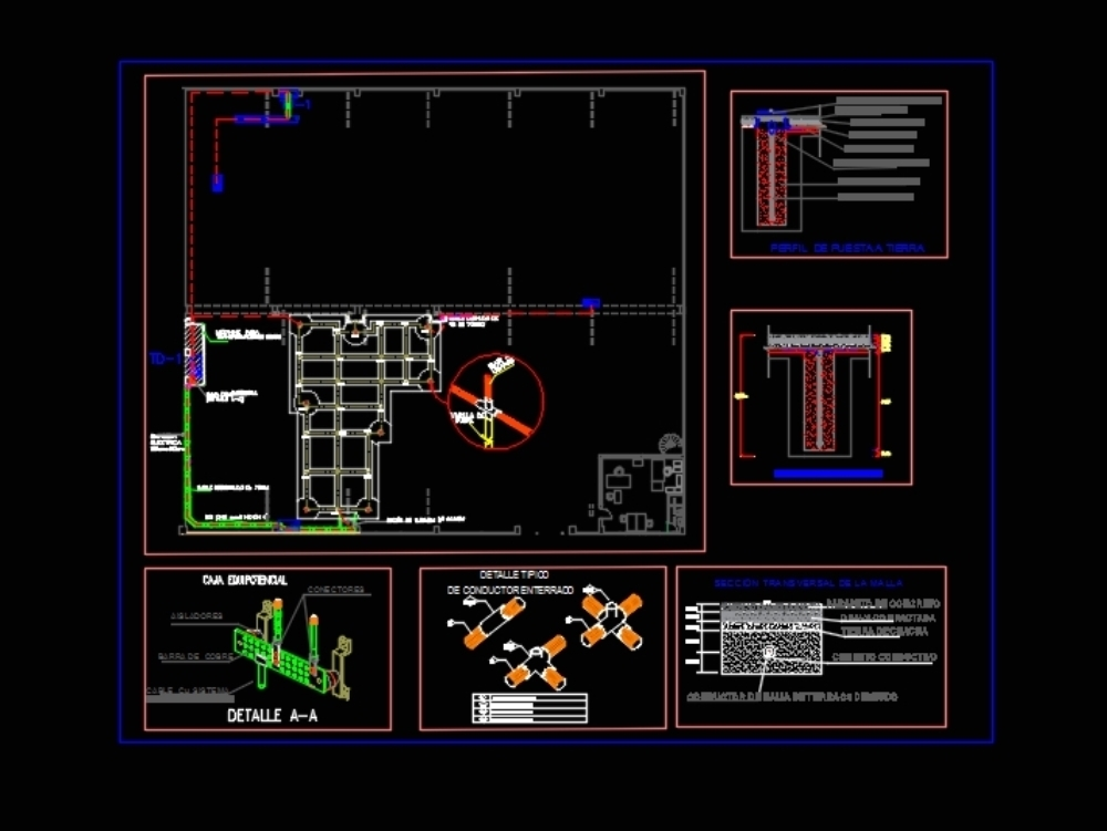 Ground Plane Mesh Model In Autocad Cad Download 254 61