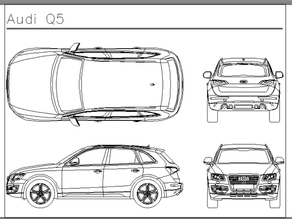 Audi mobile phone q5