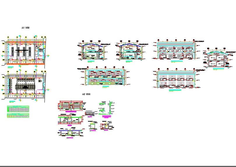 Laboratory module for sierra zone