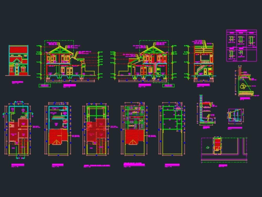 6500 Koleksi Foto Download Desain Rumah Minimalis Format Autocad Terbaik Unduh Gratis