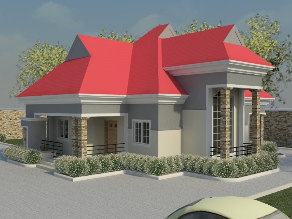 Two bedroom flat at bida niger state