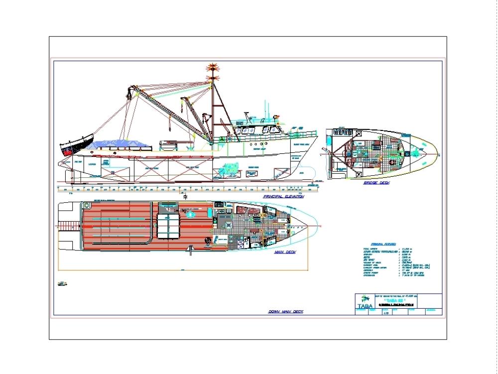 Anchovetero boat