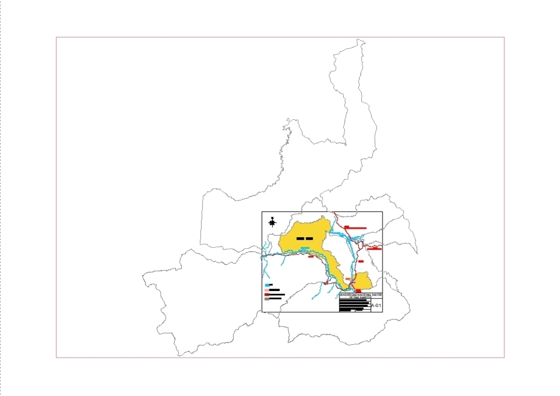 Mapa base distrito rupa rupa