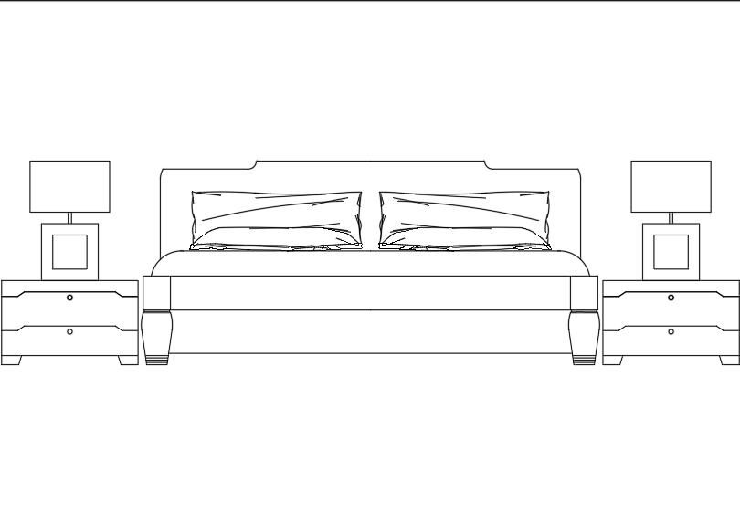 Bed block