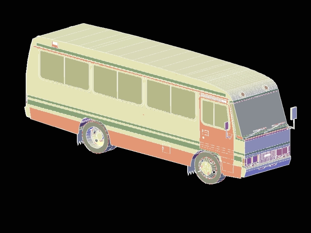 Autobús toyota coaster asdsadfasdfssd