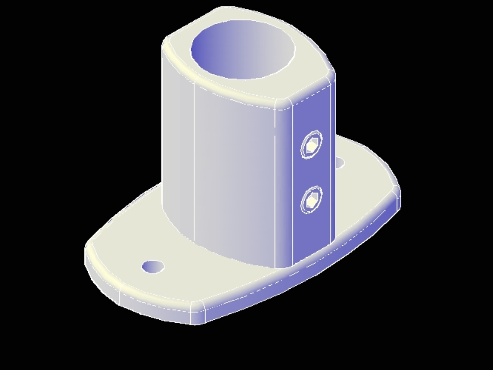 Kee lite 3d l62-7 handrail accessory