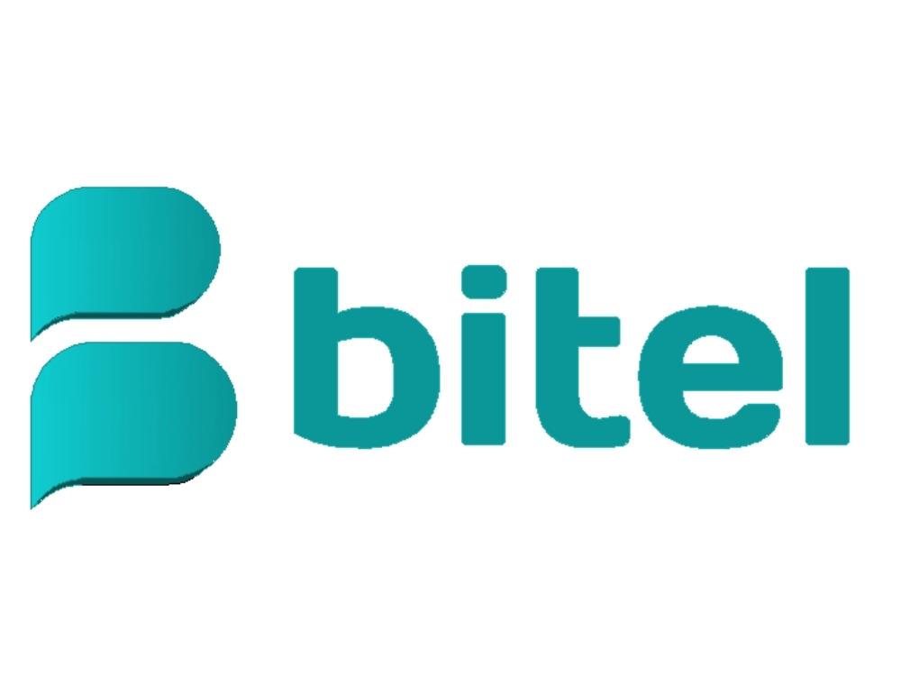 Logo actualizado de la compañia bitel