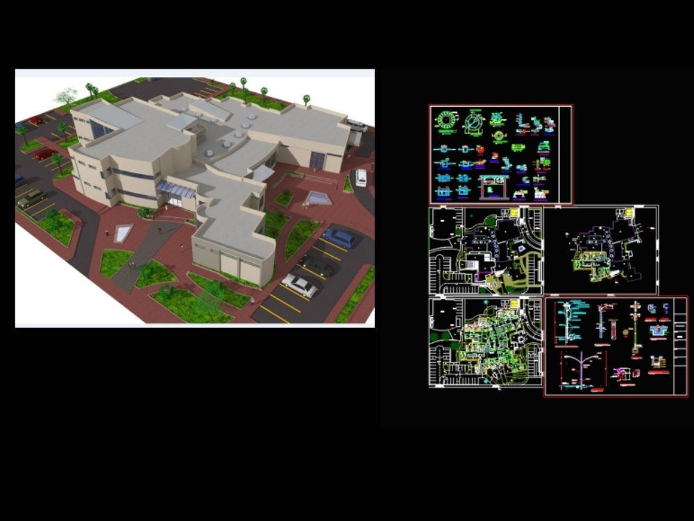 Regional hospital plans example guide
