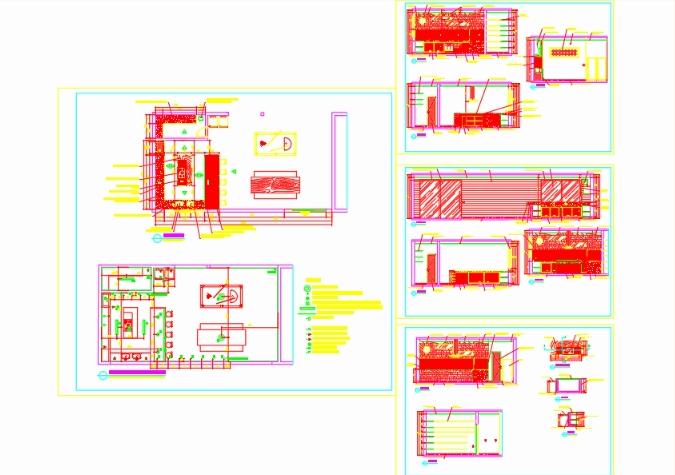 Lazer area of um espaço residential