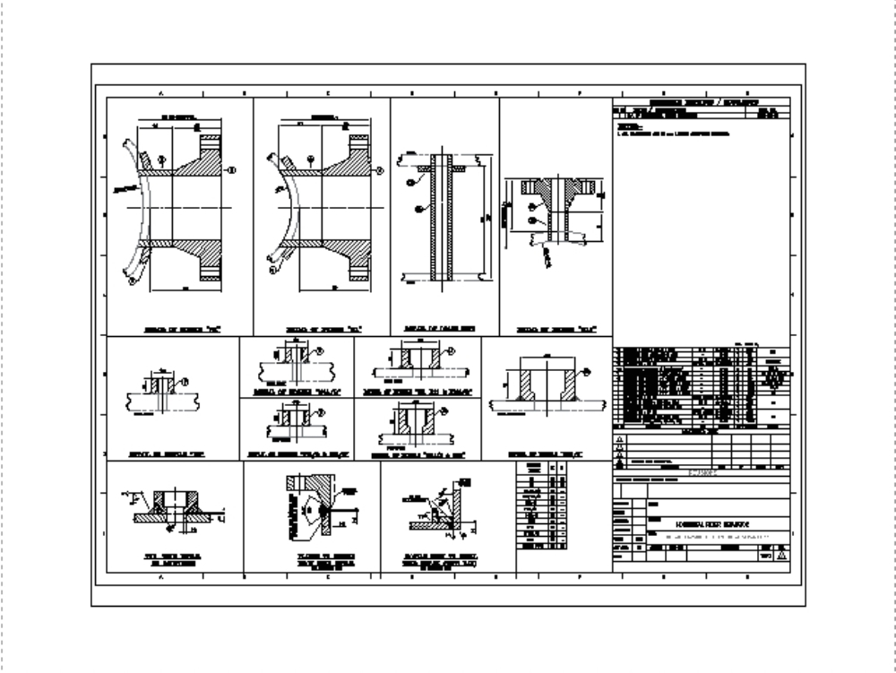 Welding details-1of-3-horizontal separator