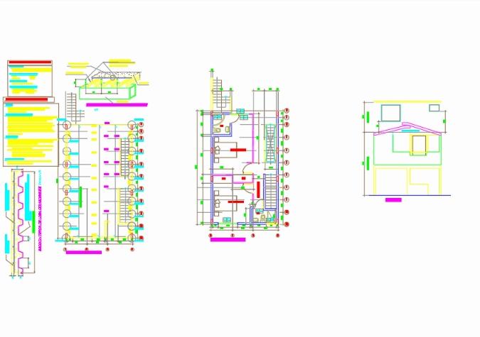 Ampliacion de vivienda estructura metalica