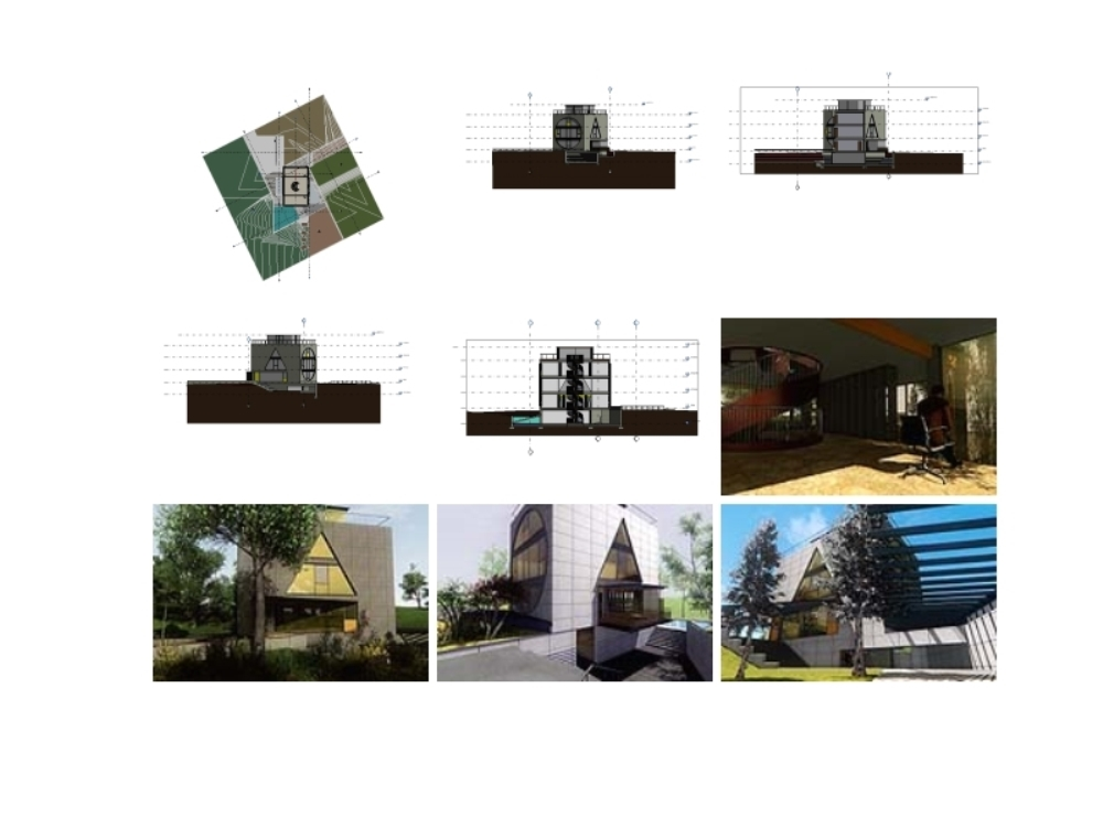 Revit housing project