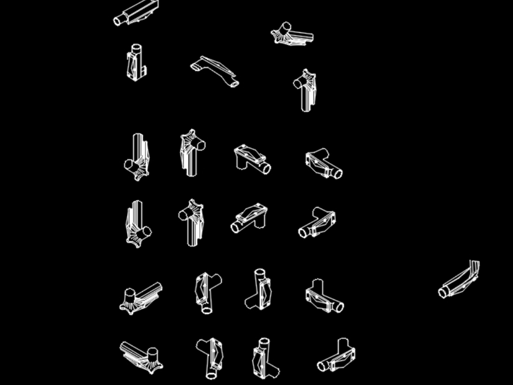 Isometric valve symbology