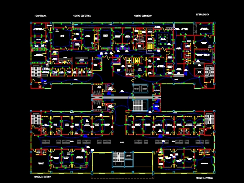 Electricas de hospital