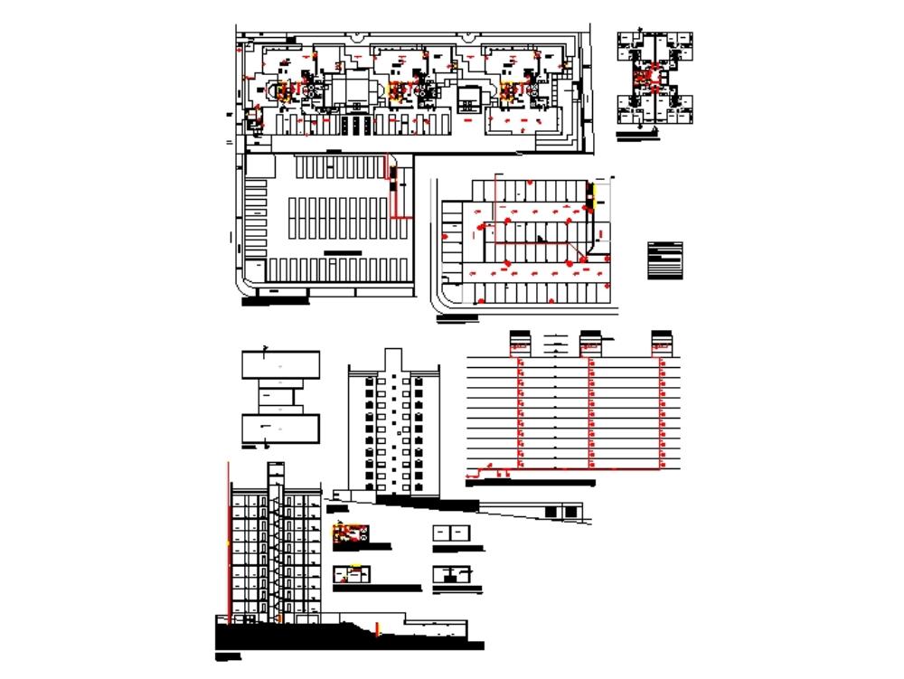 Proyecto condominio bombero