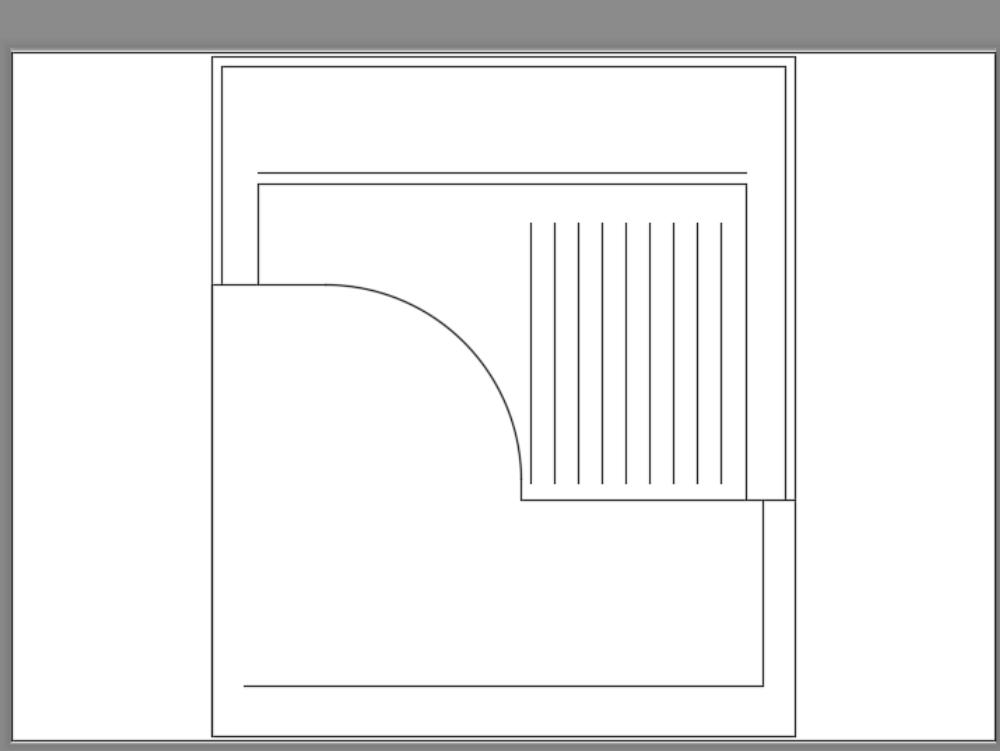 Impresora ricoh vista superior 2d; imagen de catalogo