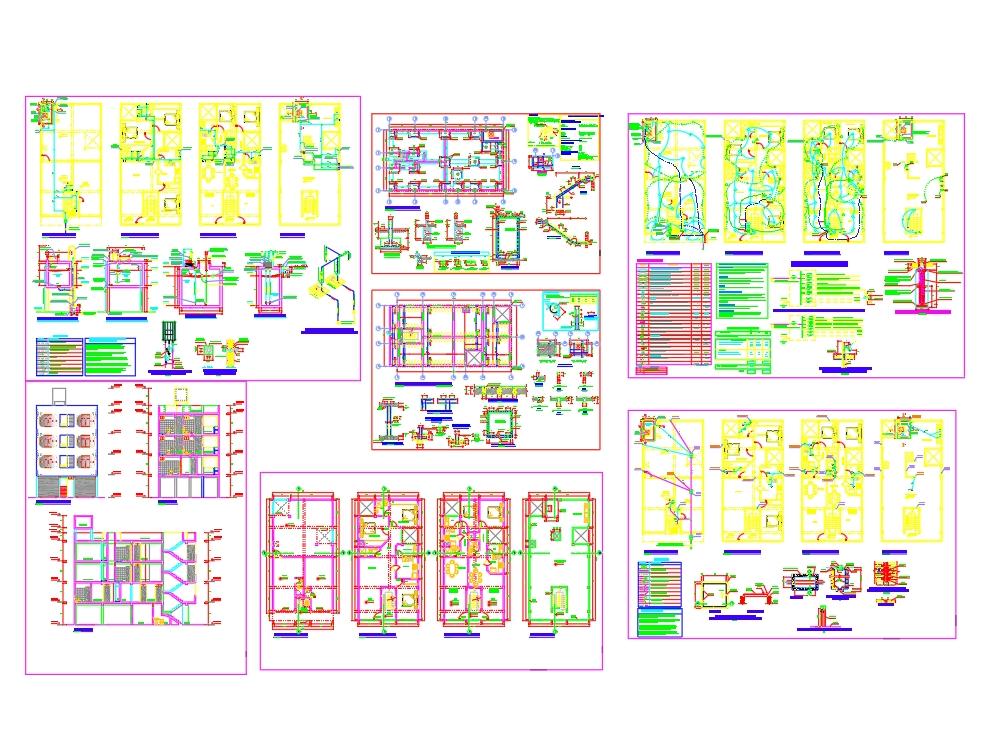 Vivienda multifamiliar de 3 pisos