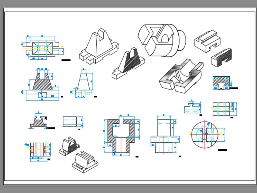 Dibujo tecnico computarizado