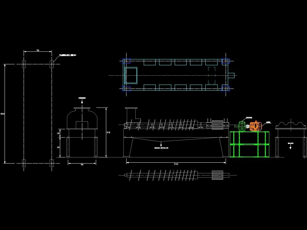 Prensa de 5 toneladas con motor y reductor
