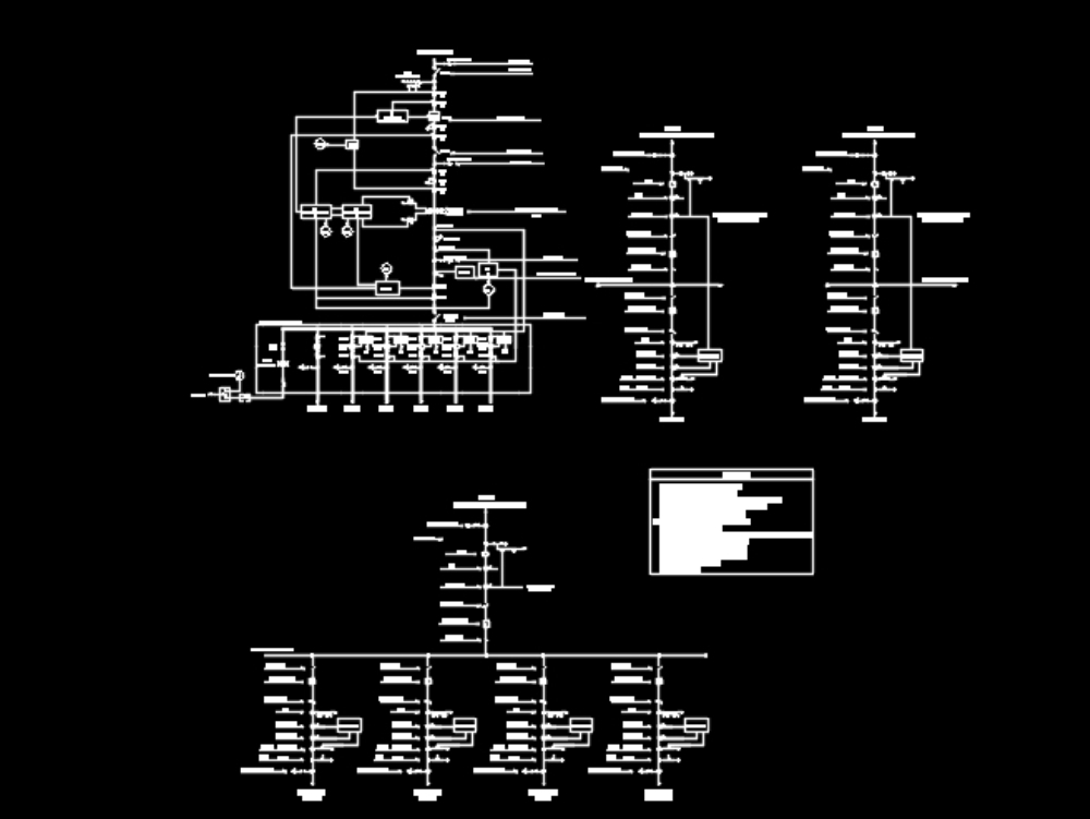 Single Line Substation Diagrams