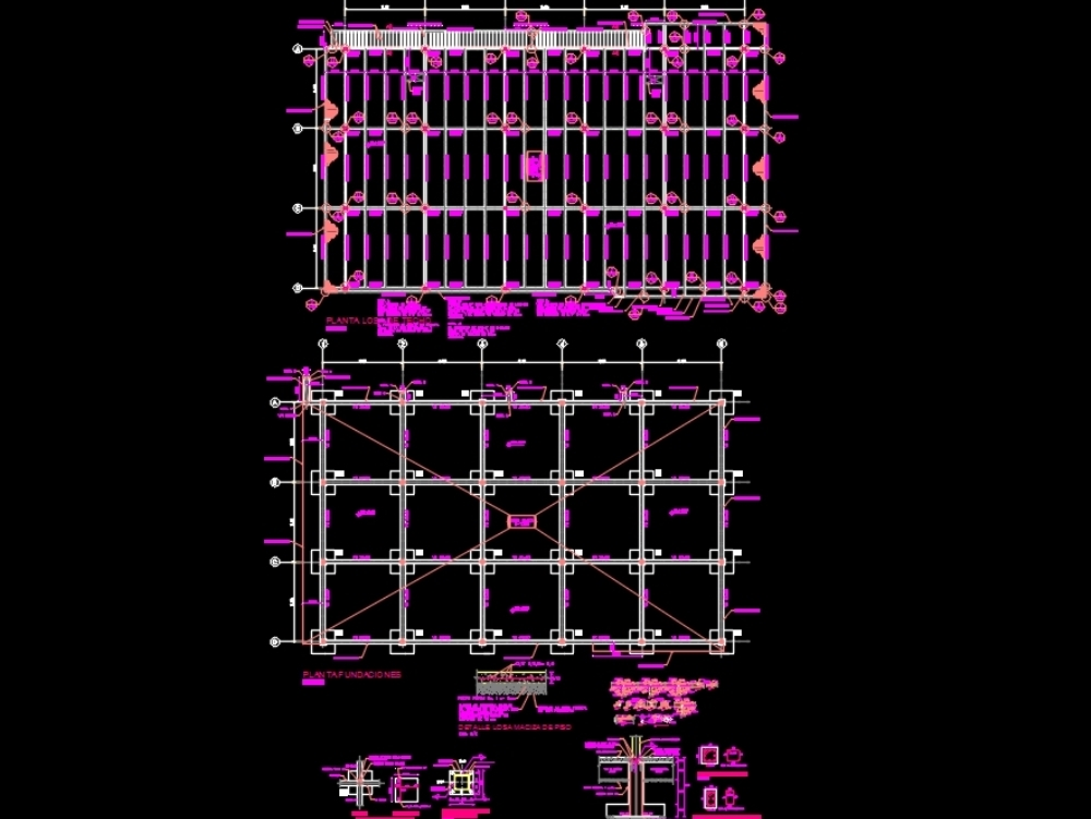 Estructura metálica edificación hospitalaria