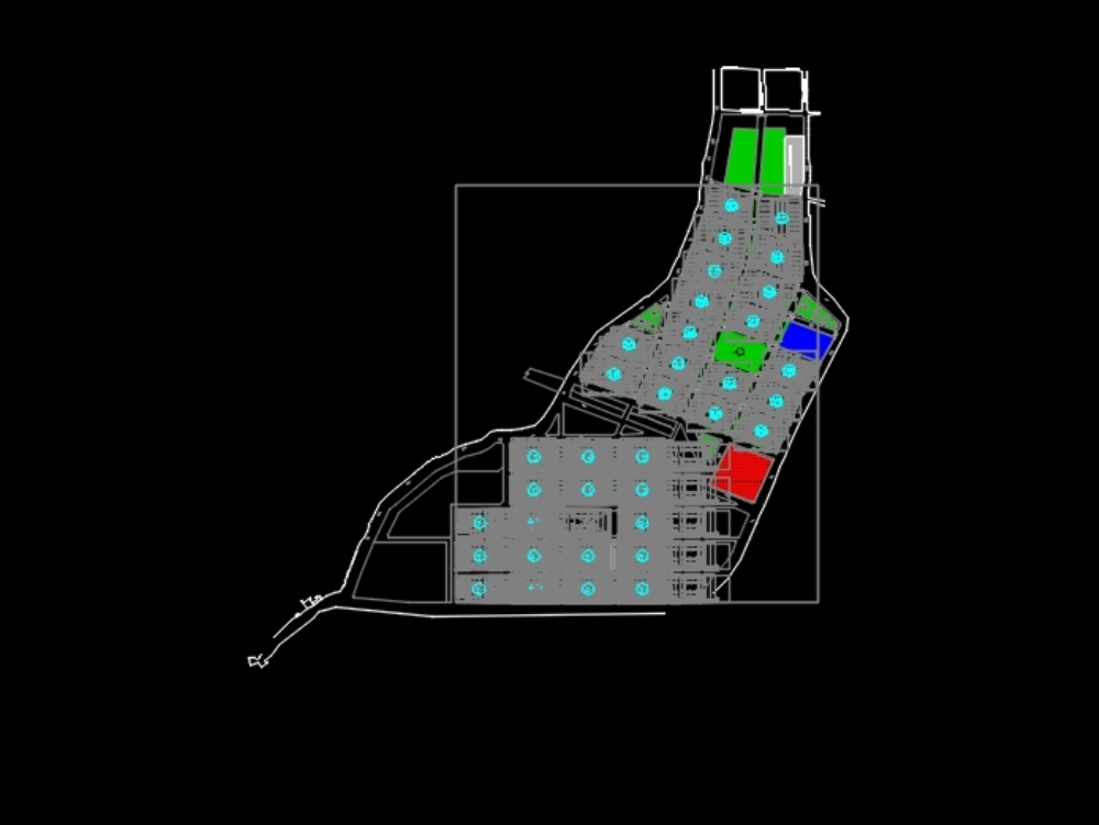 Chachapoyas regional urban planning