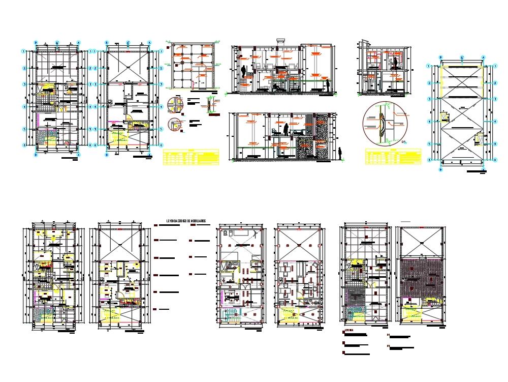 Oficina de produccion y almacenamiento de molino bloque servicios complementarios