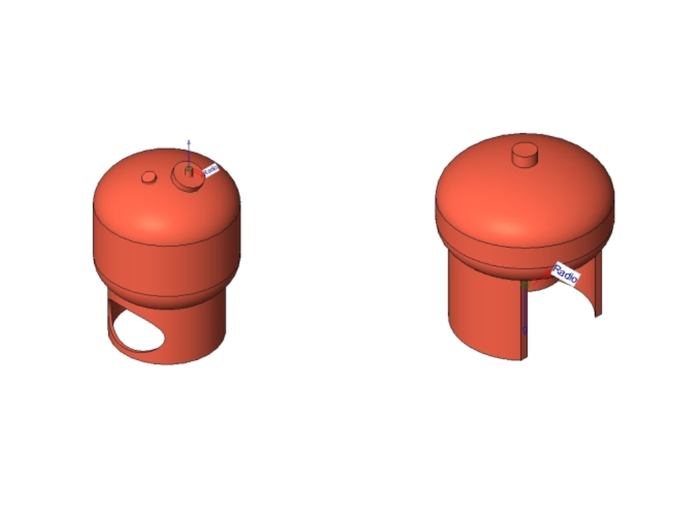 Expansion tank for hvac projects
