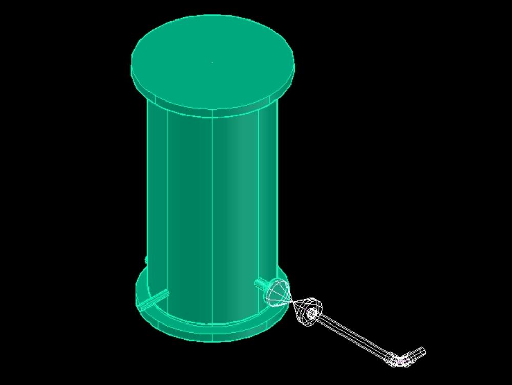 200 liter stainless tank 312-304