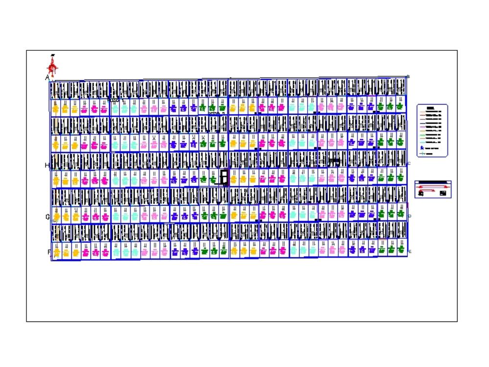 Diseño de plan de riego tipo por goteo