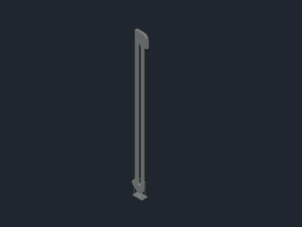 Bucket elevator; machinery.