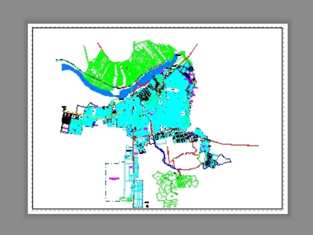 Plan of sullana-perú (2007) 12344