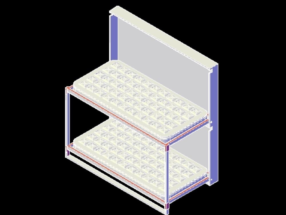 3d folding bed