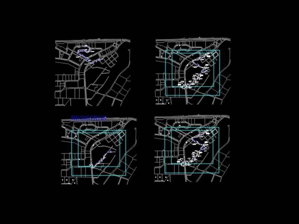 Traslado de fibra optica  aerea y subterranea
