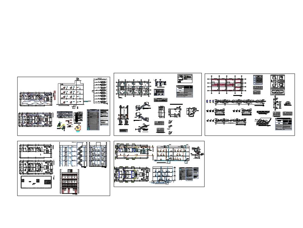Edificio multifamilar 4 pisos ciudad de huancayo