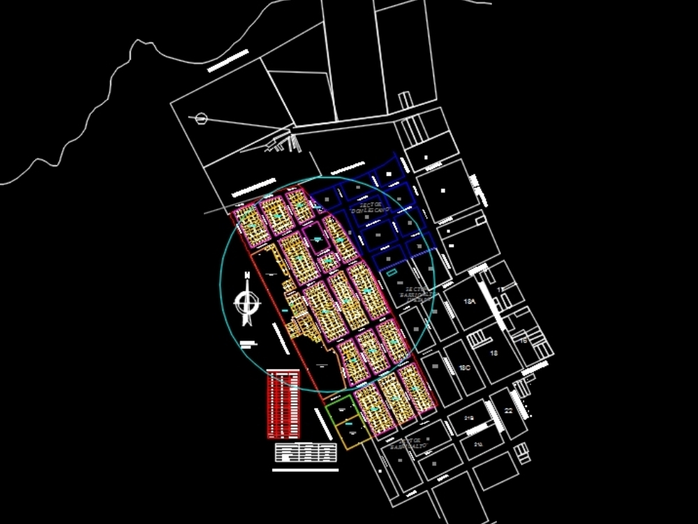 New Cajamarca lotization plan