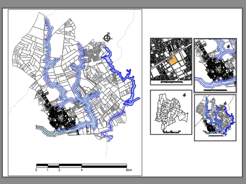 Funza cundinamarca; municipio casco urbano