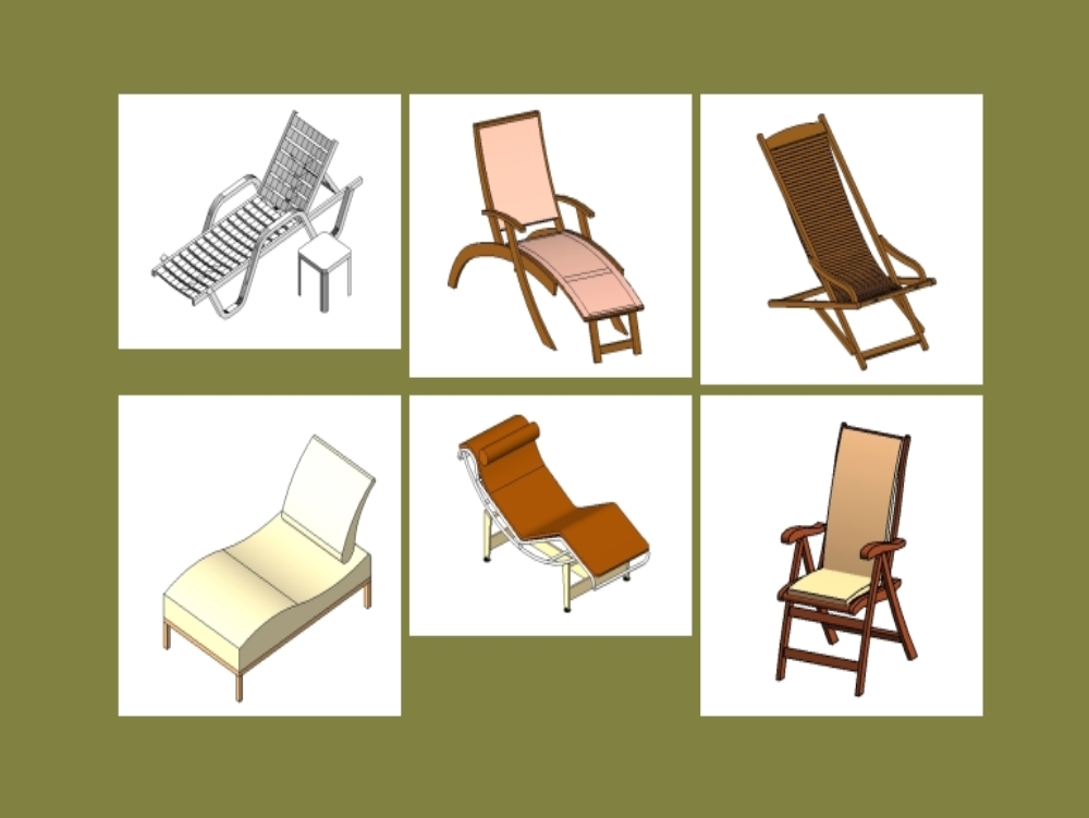 Families outdoor furniture