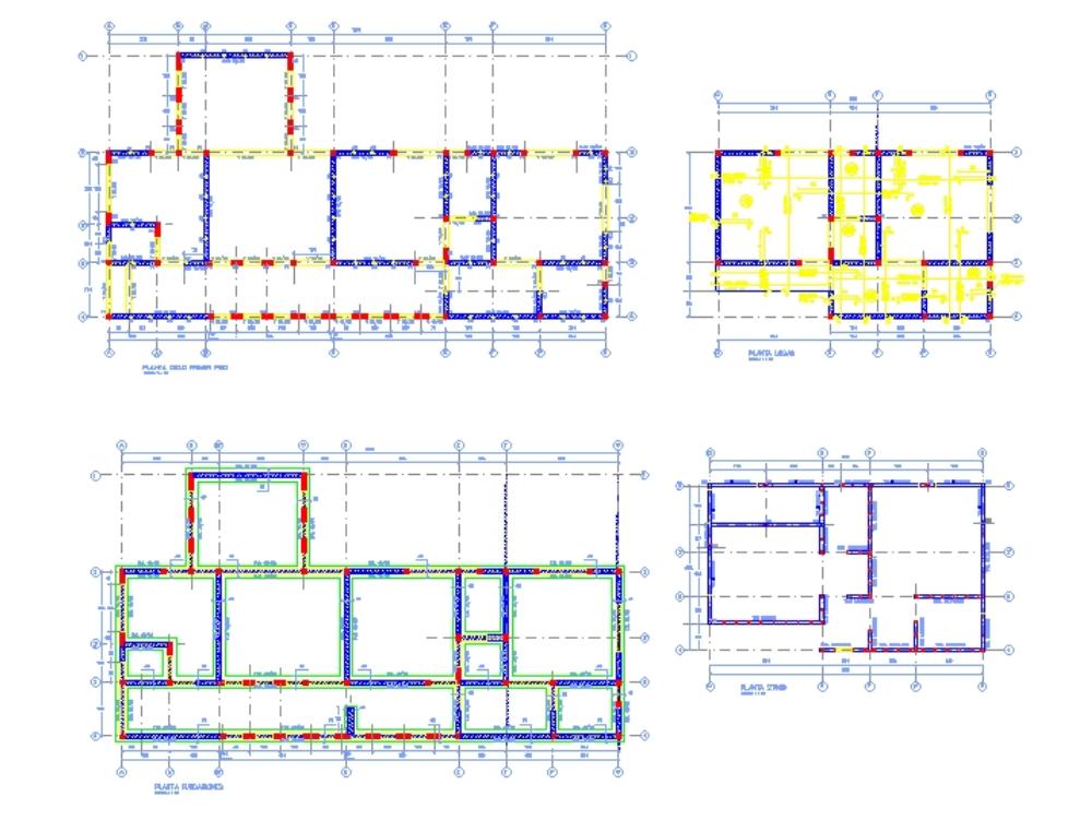Sistema constructivo vulcometal