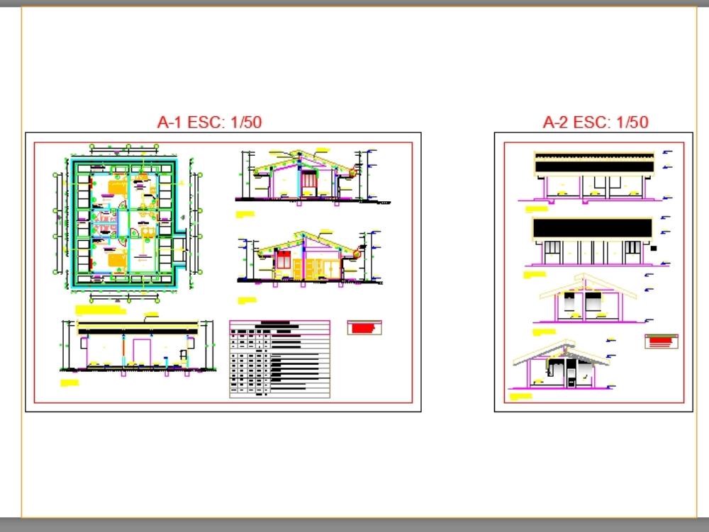Bedroom module. clinic
