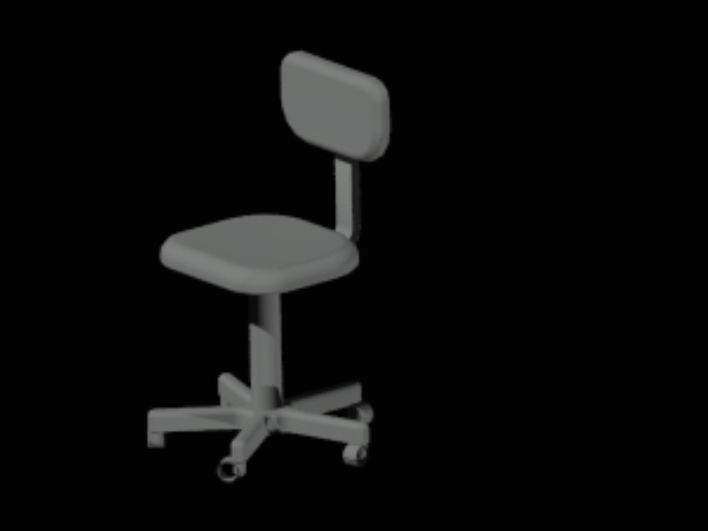 Chair for computer or office desk