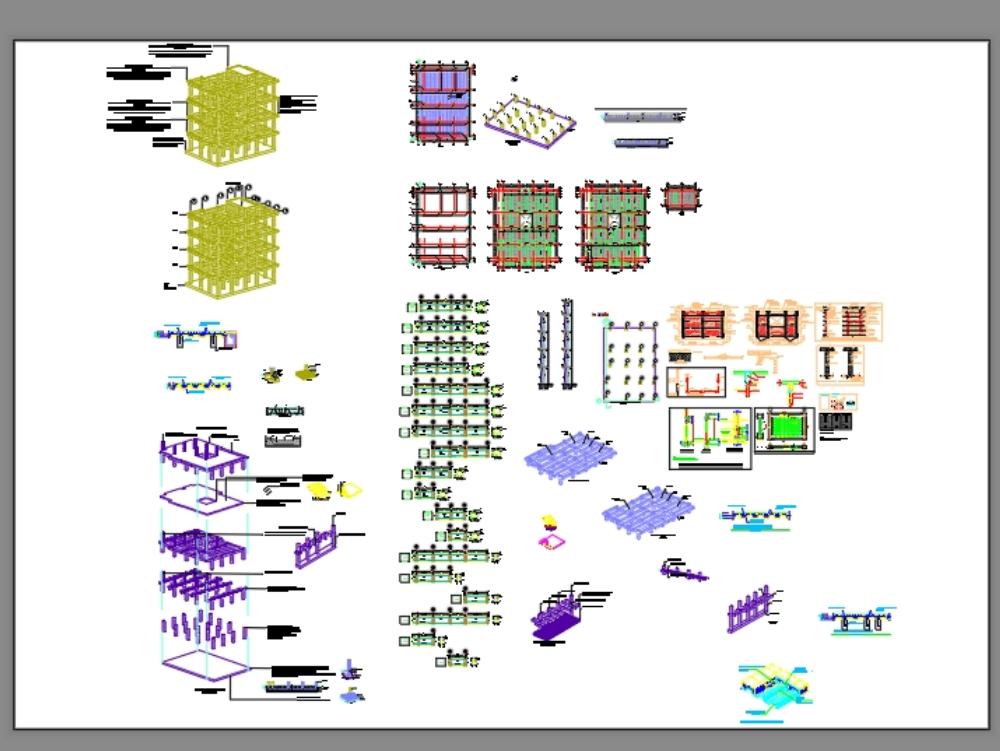 Diseño estructural de vivienda multifamiliar