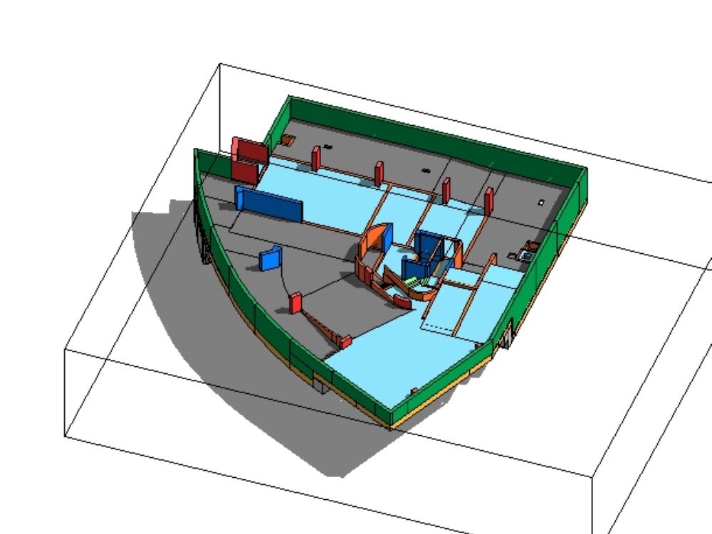 La molina rvt structural project