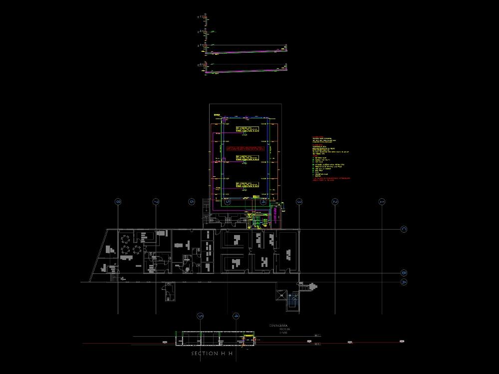 Sistema de fontanería y control de piscinas