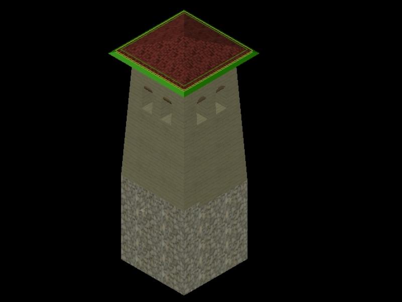 Torre de santa ana de cusco