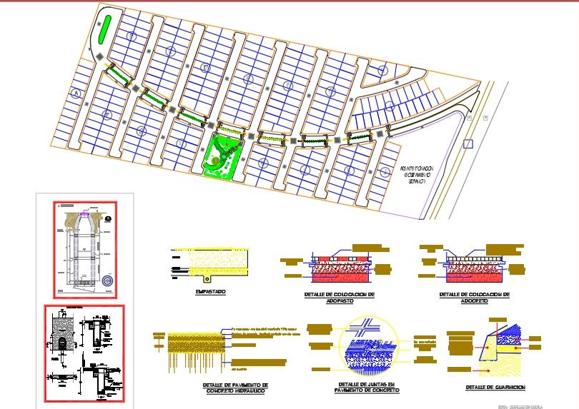 Floor plan and total floors