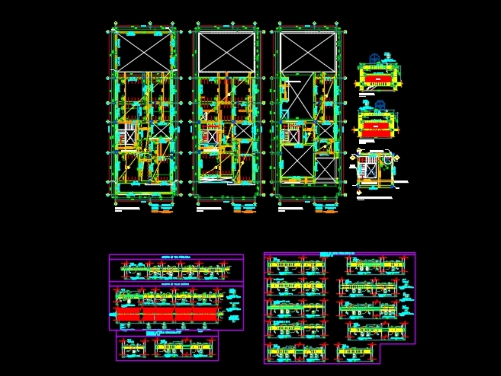 Design of a single-family building - structural design