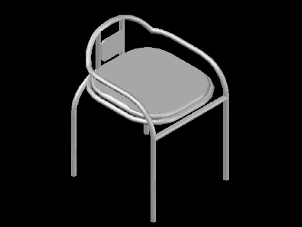 Chair with arms